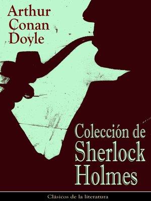 cover image of Colección de Sherlock Holmes