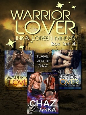 cover image of Warrior Lover Box Set 4