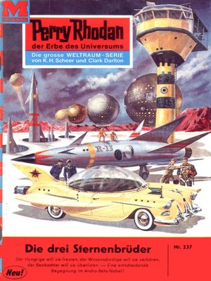 cover image of Perry Rhodan 237