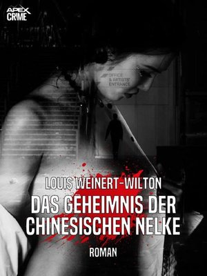 cover image of DAS GEHEIMNIS DER CHINESISCHEN NELKE