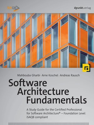 cover image of Software Architecture Fundamentals