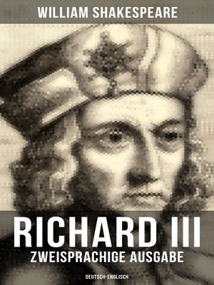 cover image of RICHARD III (Zweisprachige Ausgabe