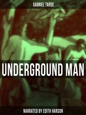 cover image of Underground Man
