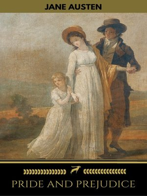 cover image of Pride and Prejudice (Golden Deer Classics)