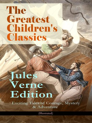 cover image of The Greatest Children's Classics – Jules Verne Edition