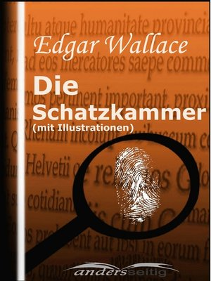 cover image of Die Schatzkammer (mit Illustrationen)