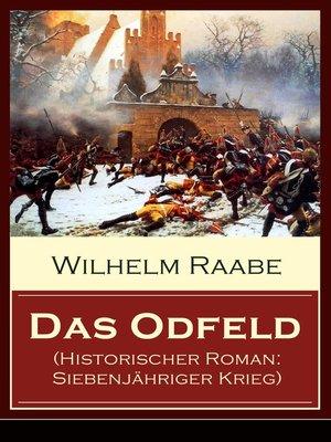 cover image of Das Odfeld (Historischer Roman