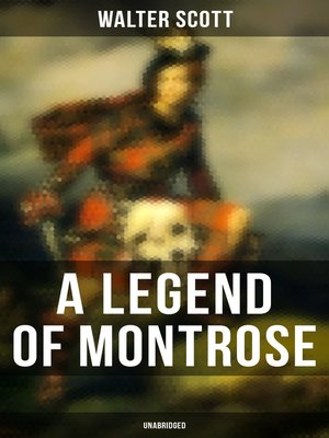 cover image of A Legend of Montrose (Unabridged)