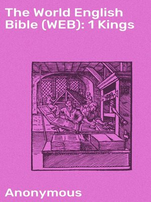 cover image of The World English Bible (WEB)