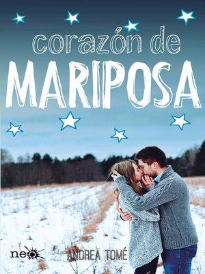 cover image of Corazón de mariposa
