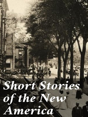 cover image of Short Stories of the New America