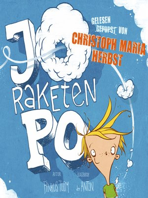 cover image of Jo Raketen-Po