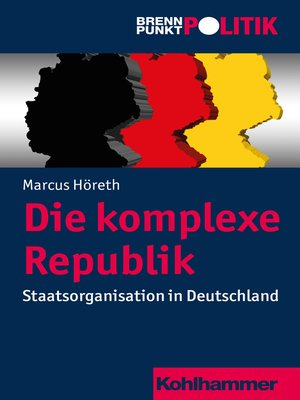 cover image of Die komplexe Republik