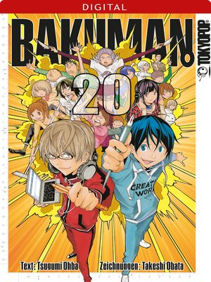 cover image of Bakuman. 20