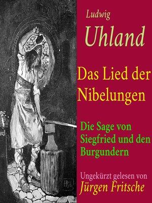 cover image of Ludwig Uhland
