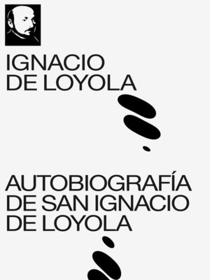 cover image of Autobiografía de San Ignacio de Loyola