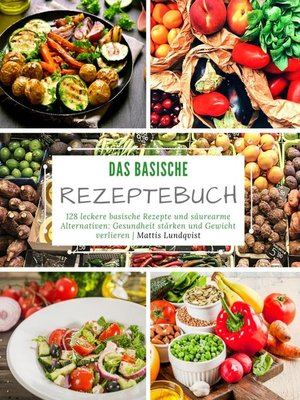 cover image of Das basische Rezeptebuch