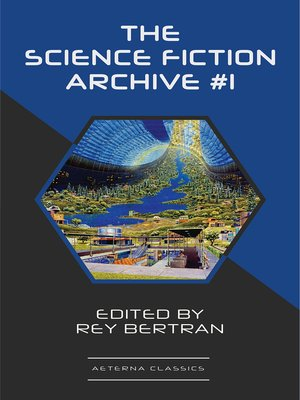 cover image of The Science Fiction Archive #1