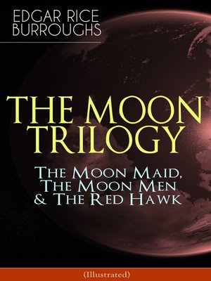 cover image of THE MOON TRILOGY