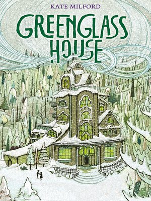 cover image of Greenglass House