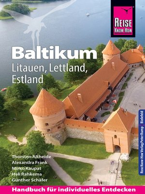 cover image of Reise Know-How Reiseführer Baltikum