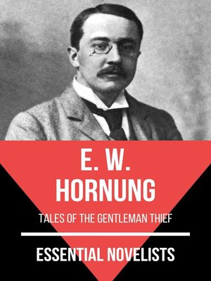 cover image of Essential Novelists--E. W. Hornung