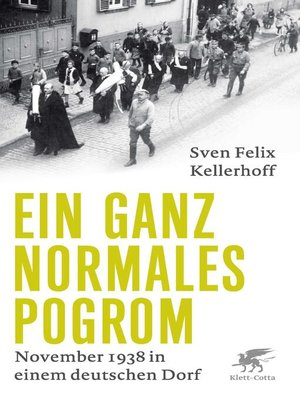 cover image of Ein ganz normales Pogrom
