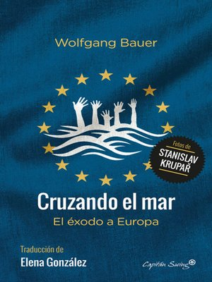 cover image of Cruzando el mar