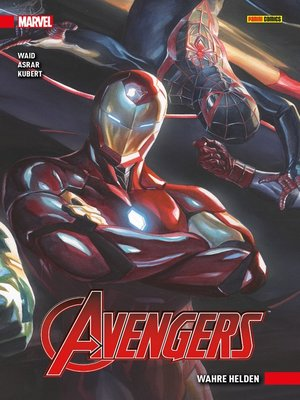 cover image of Avengers PB 4--Wahre Helden