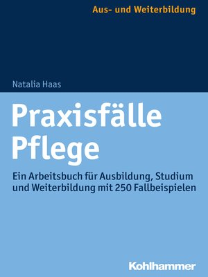 cover image of Praxisfälle Pflege