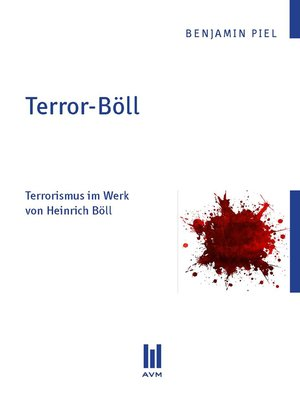 cover image of Terror-Böll