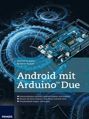 cover image of Android mit Arduino<sup>TM</sup> Due