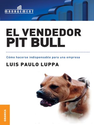 cover image of El vendedor Pit Bull