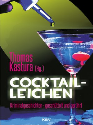 cover image of Cocktail-Leichen