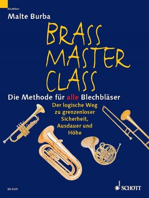 cover image of Brass Master Class