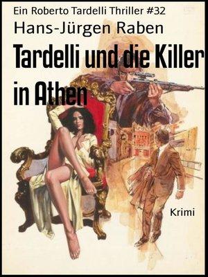 cover image of Tardelli und die Killer in Athen