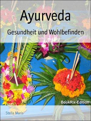 cover image of Ayurveda
