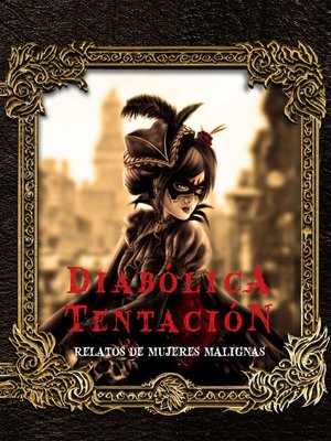 cover image of Diabólica tentación