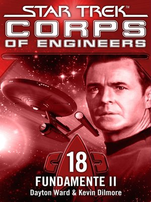 cover image of Star Trek--Corps of Engineers 18
