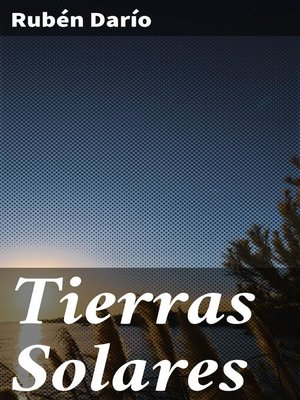 cover image of Tierras Solares