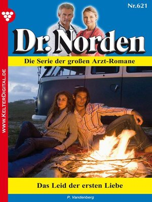 cover image of Dr. Norden 621 – Arztroman