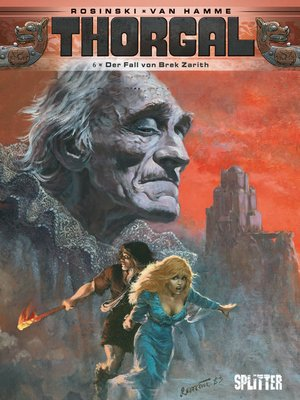 cover image of Thorgal. Band 6