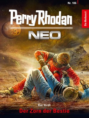 cover image of Perry Rhodan Neo 106