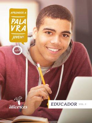 cover image of Aprender a Palavra--Ensino Médio 3--Editora Crista Evangélica