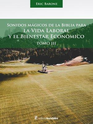 cover image of La vida laboral y el bienestar económico