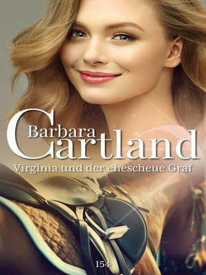 cover image of Virginia und der ehescheue Graf