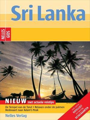 cover image of Nelles Gids Sri Lanka
