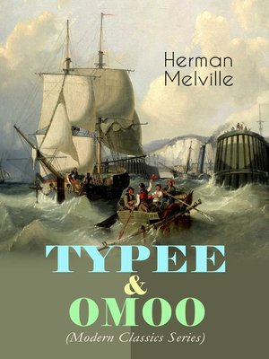 cover image of TYPEE & OMOO (Modern Classics Series)