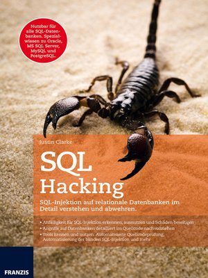 cover image of SQL Hacking