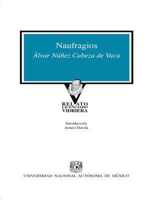 cover image of Naufragios